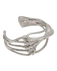 1-100 | Metallic Rope Cuff | Lyst