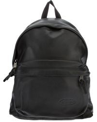 Eastpak | Black Classic Leather Backpack for Men | Lyst