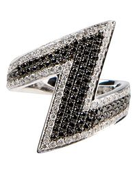 AS29 | Black Diamond Phalanx Ring | Lyst