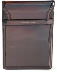 Marc By Marc Jacobs | Black 'crystal Clear' Tablet Case | Lyst