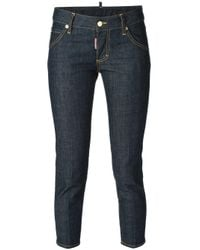 DSquared² | Blue 'deana' Jeans | Lyst