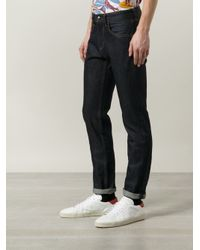 Levi's - Blue Slim Fit Jeans for Men - Lyst
