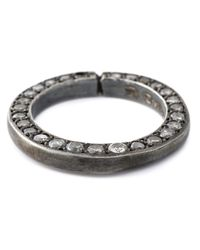 Rosa Maria | Metallic 'ester' Ring | Lyst