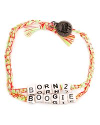 Venessa Arizaga   Multicolor 'born 2 Boogie' Bracelet   Lyst