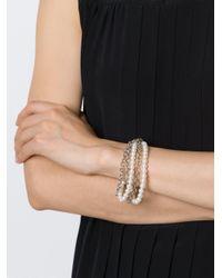 Stephen Webster   Metallic Pearl Bracelet   Lyst