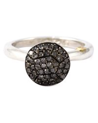 Rosa Maria | Metallic 'michal' Ring | Lyst