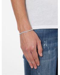 Luis Morais - Blue Throat Chakra Beaded Bracelet - Lyst