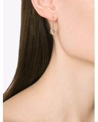 Melissa Joy Manning - Metallic Herkimer Diamond Drop Earrings - Lyst