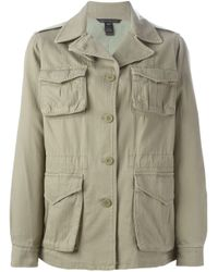 Marc By Marc Jacobs | Natural Military Coat | Lyst
