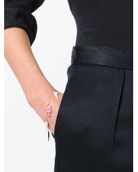 Saint Laurent | Metallic Ice Cream Charm Bracelet | Lyst