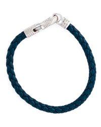 Tateossian | Blue 'ziggy' Bracelet for Men | Lyst