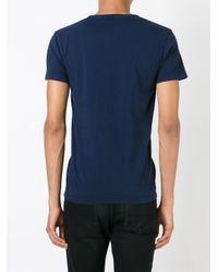 Faith Connexion - Blue - Fcnx University Print T-shirt - Men - Cotton - S for Men - Lyst
