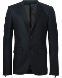 Givenchy - Black Stylised Blazer for Men - Lyst