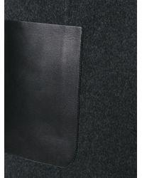 Michael Kors - Gray Patch Pockets Vest - Lyst