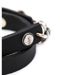 Werkstatt:münchen - Black Werkstatt:münchen Chain Detail Bracelet for Men - Lyst