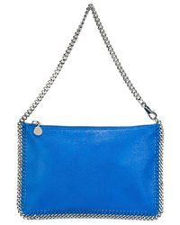 Stella McCartney - Blue Falabella Purse - Lyst