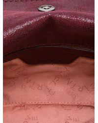 Stella McCartney - Red Falabella Faux-Leather Cross-Body Bag - Lyst