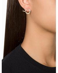 Ileana Makri | Yellow 'trip' Diamond Ear Cuffs | Lyst