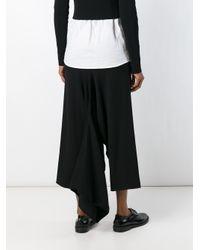 Comme des Garçons - Black 2 Way Trousers/sweater - Lyst