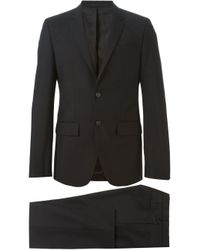 Givenchy - Black Classic Two-piece Suit for Men - Lyst