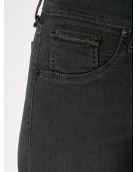Rag & Bone - Black Skinny Jeans - Lyst