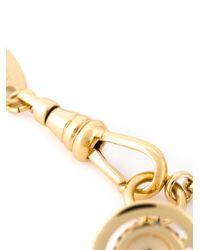 Vivienne Westwood - Metallic 'new Petite Orb' Bracelet - Lyst