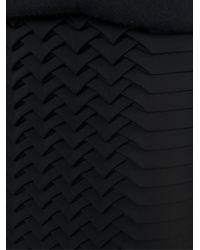 Jay Ahr - Black - Origami Jumper Dress - Women - Silk/spandex/elastane/viscose/wool - 40 - Lyst