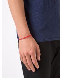 Luis Morais | Red Hanging Hamsa Tassel Bracelet | Lyst