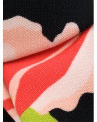 Stella McCartney - Black Floral Print Head Band - Lyst