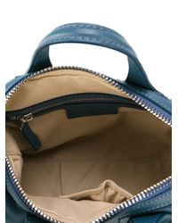 Givenchy - Blue Micro 'nightingale' Tote - Lyst