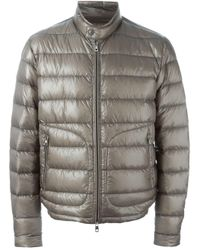 Moncler | Gray 'acorus' Padded Jacket for Men | Lyst