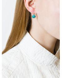 Isabel Marant - Blue 'jacques' Earrings - Lyst