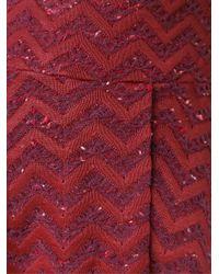 Cecilia Prado - Blue Sleeveless Knitted Blouse - Lyst