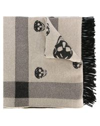 Alexander McQueen | Multicolor Skull Scarf for Men | Lyst