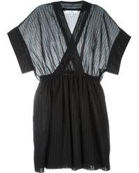 IRO | Black 'sigrid' Dress | Lyst