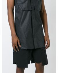 Rick Owens - Black Running Shorts for Men - Lyst