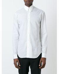 Maison Margiela | White Classic Formal Shirt for Men | Lyst
