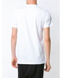 Stampd - White Front Print T-shirt for Men - Lyst