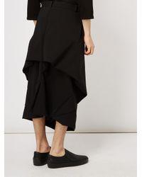Moohong - Black Oversized Shorts for Men - Lyst