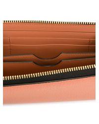 Smythson - Multicolor Gold-tone Hardware Wallet - Lyst