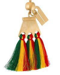 Chloé - Multicolor Janis Pendant Necklace - Lyst