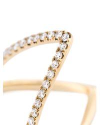 Yvonne Léon - Metallic Yvonne Léon 'viviane' 18k Yellow Gold Ring - Lyst