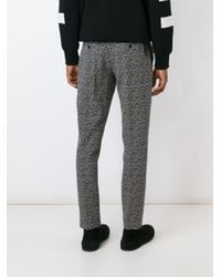 Soulland - Black 'kreuzberg' Trousers for Men - Lyst