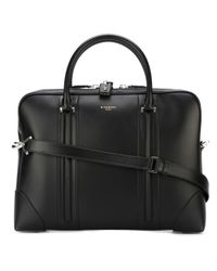 Givenchy - Black 'lucrezia' Tote - Lyst