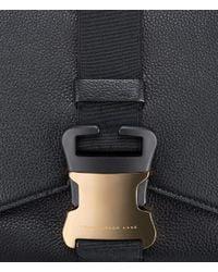 Christopher Kane - Black Divine Leather Cross-Body Bag - Lyst