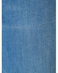J Brand - Blue Mid-rise Bootcut Jeans - Lyst