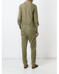 Citizens of Humanity | Green 'tullulah' Jumpsuit | Lyst