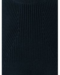 Helmut Lang - Blue Shellby Pullover - Lyst