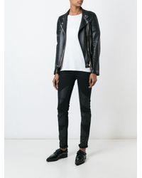 Avelon - Black 'neon' Jeans - Lyst