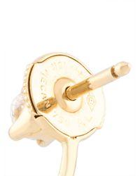 Anita Ko | Metallic Diamond Lobe Earring | Lyst
